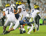 Penn State Football: Handing Out The Grades Following The Nittany Lions' Win Over Michigan